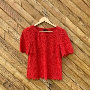 Lacey Red from Madewell's Broadway & Broome